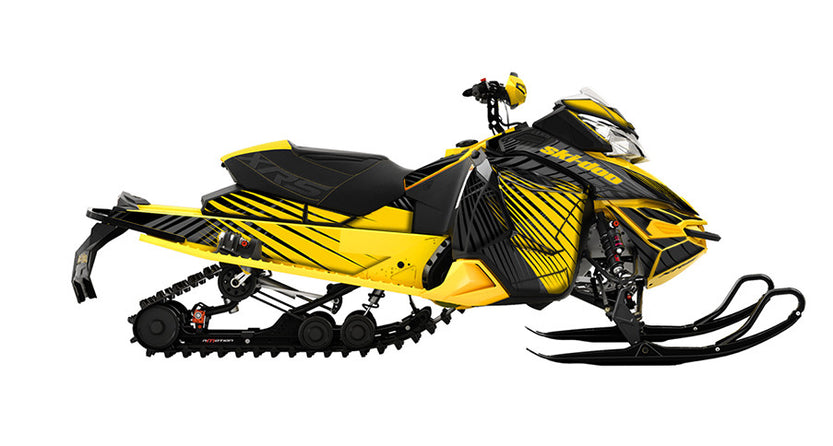Transition REV-XS Sled Wrap Decal