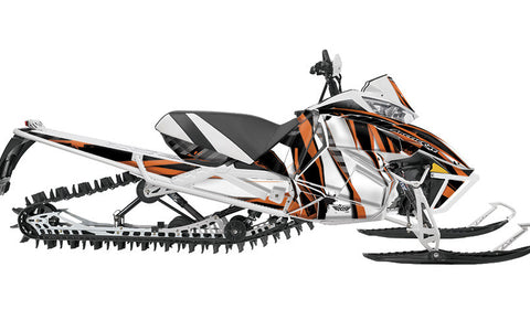 Unlimited  Arctic Cat Pro Climb Sled Wraps