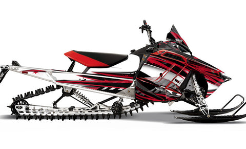 Unlimited PRO-RMK Sled Wraps Decals