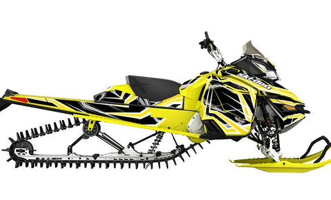 Venom Ski-Doo REV-XM Sled Wrap - SCS Unlimited
