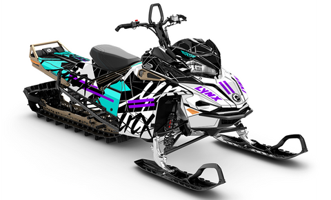 VIce sled wraps - SCS Unlimited