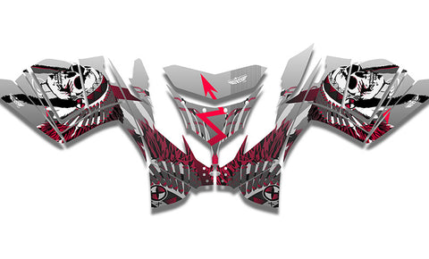 Warrior IQ Race Sled Wraps