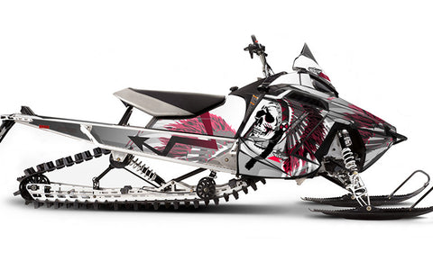 Warrior PRO-RMK Sled Wraps Decals