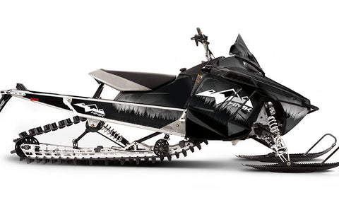 HMK Wilderness PRO-RMK Sled Wraps Decals