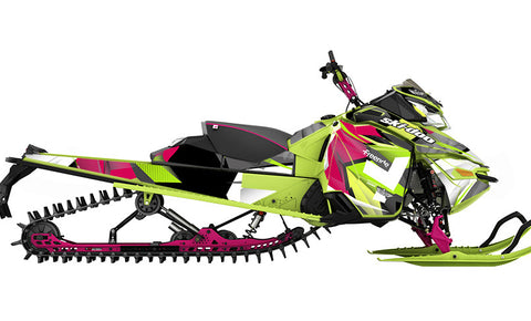 Winger REV-XM Sled Wrap Decal