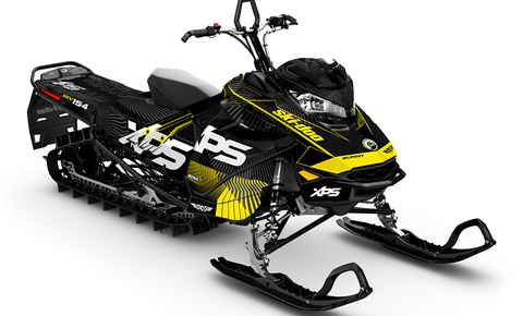 XPS Ski-Doo Gen4 Sled Wrap - SCS Unlimited