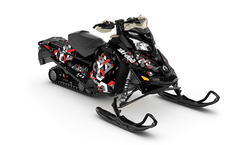 Analog REV-XS Sled Wrap Decal