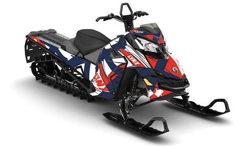 YesYess LYNX REX2 Sled Wraps