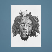 Contemporary Art of Iconic Musicians - Wood & Ink