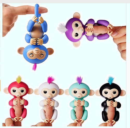 Fingerlings Monkey