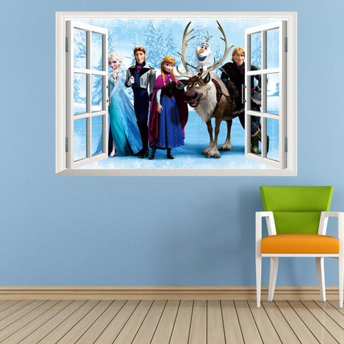 Anna, Elsa & The Frozen Gang