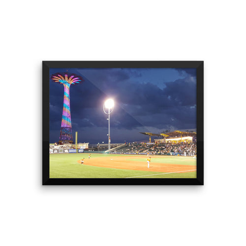 Coney Island Night Game
