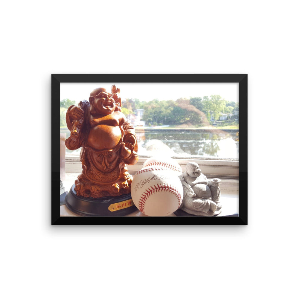 Baseball and Buddha