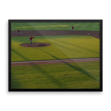 Shadow Framed Print
