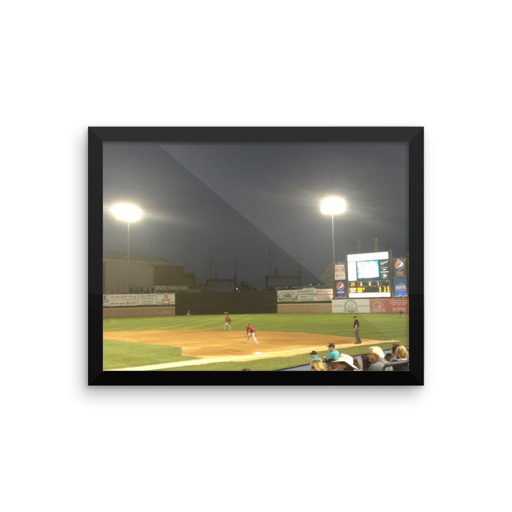 Minor League (Framed)