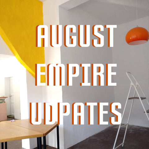 Summer 2020 Empire Updates