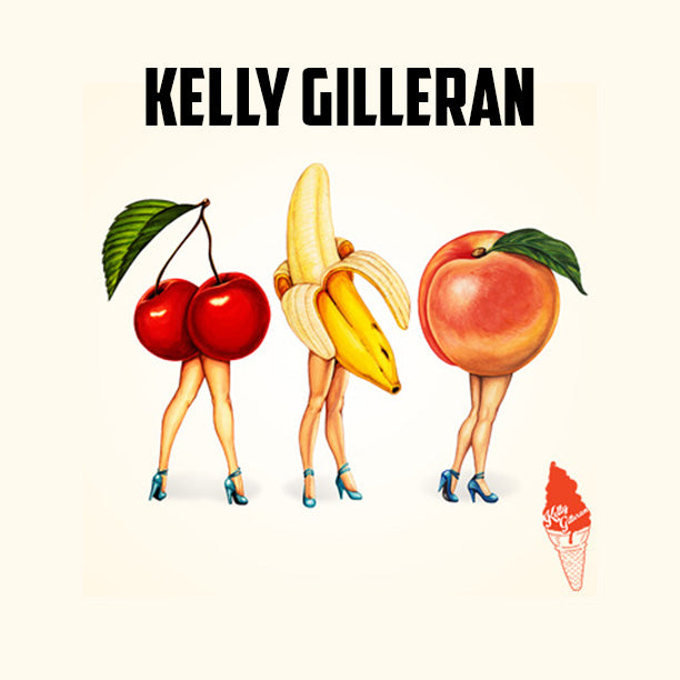 #GirlCrush: KELLY GILLERAN