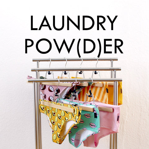 Laundry Pow(d)er: Do your laundry like a wizard