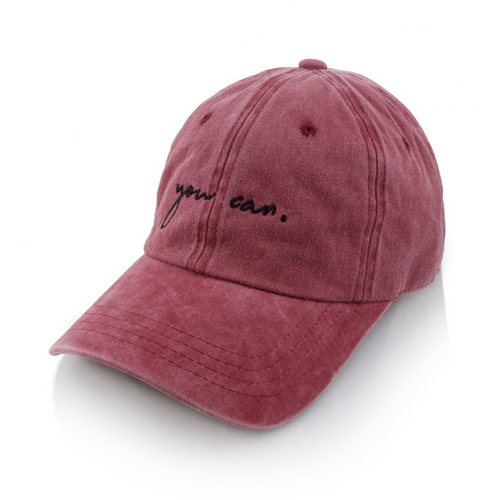 YOU CAN DAD HAT