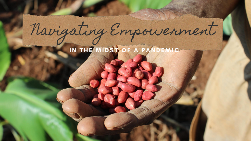 Navigating Empowerment: In the midst of a pandemic
