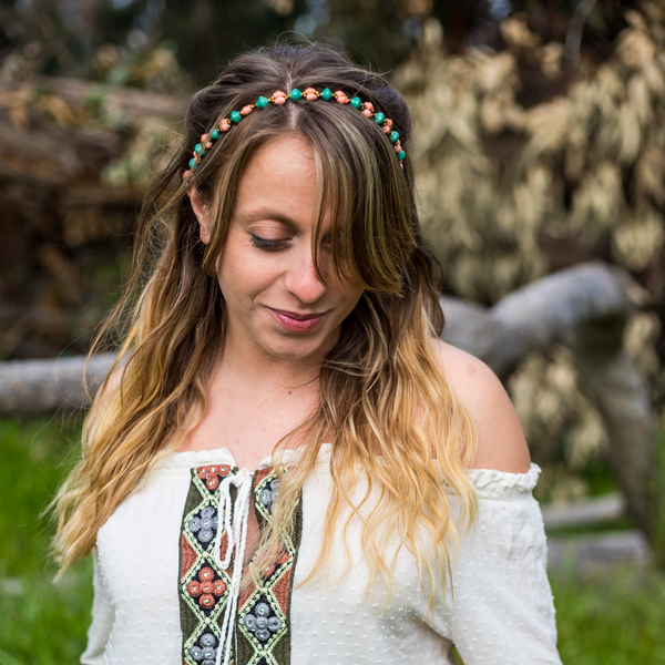 Yanonali Beaded Headbands