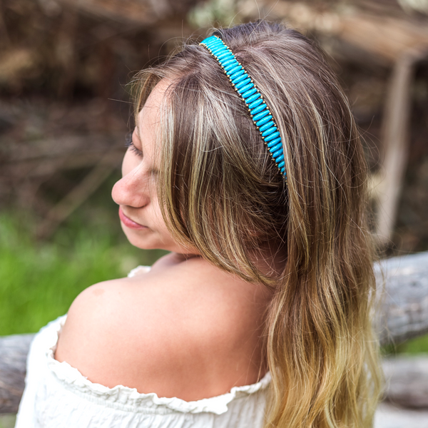 Mojave Beaded Headbands