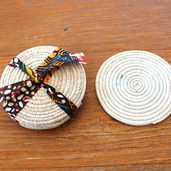 Rice Bag Coasters
