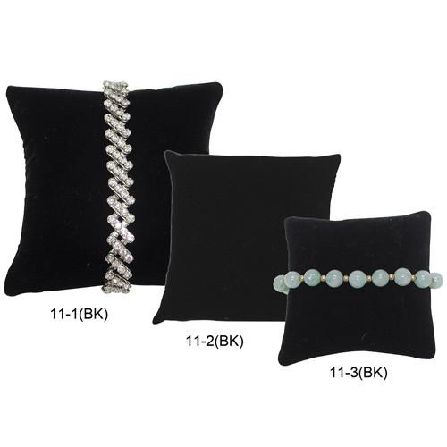 Leatherette Pillow Bracelet and Bangle Display-Nile Corp