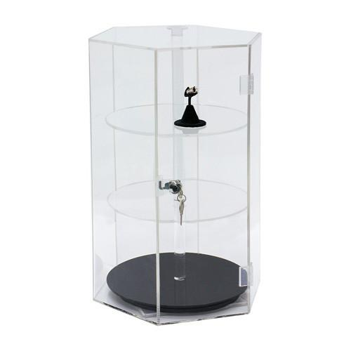 Acrylic Revolving Display-Nile Corp