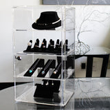 #1109 Acrylic Display Showcase Case | Nile Corp