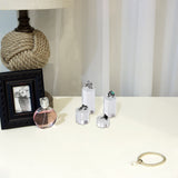 #1319 Acrylic Ring Stand Display Set