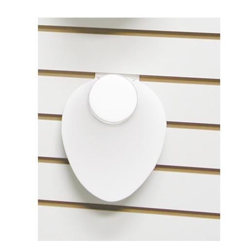 Slatwall Necklace Bust Displays-Nile Corp