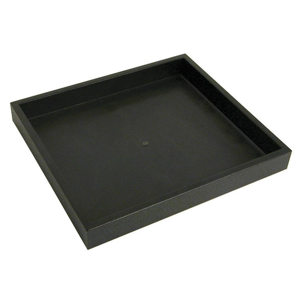 #2-1P Stackable Plastic Tray
