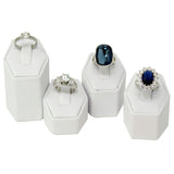 #201 Ring Pedestals Display Set
