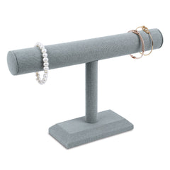 #219-1A-LNLTG Jewelry Bangle Stand, Dim Grey