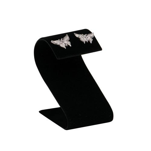 #229-4 Curved Earring Display Stand | Nile Corp