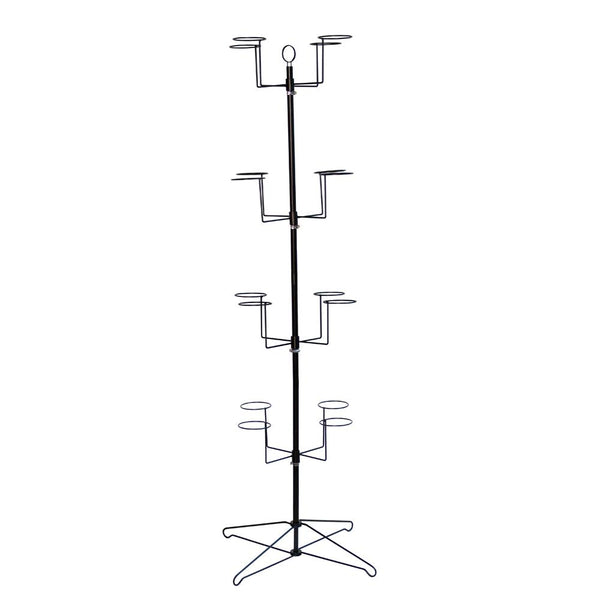 Rotating Metal Wire Hat Rack | Nile Corp