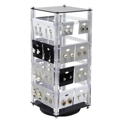 #3101-1 Acrylic Revolving Earring Display Rack