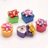 Assorted Bright Color Hat Box-Nile Corp
