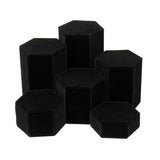#513-1 Hexagon Display Risers Set