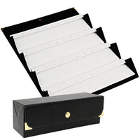 #72-Q (BK) Folding Earring Storage Case