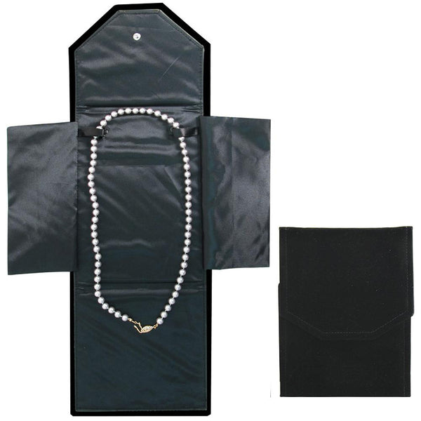 #75C Velvet Necklace Presentation Folder | Nile Corp