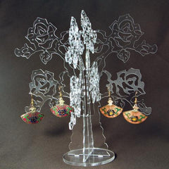 Acrylic Earring Display-Nile Corp