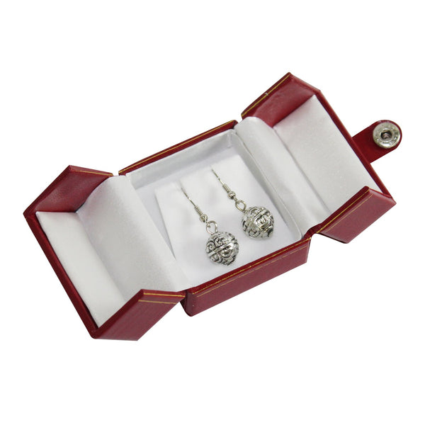 Leatherette Earring Box | Nile Corp
