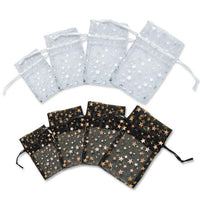 Stars Drawstring Pouches-Nile Corp