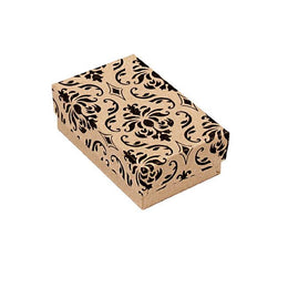 Damask Printed Boxes