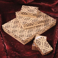 Damask Cotton Filled Box (100 pcs/Box)-Nile Corp
