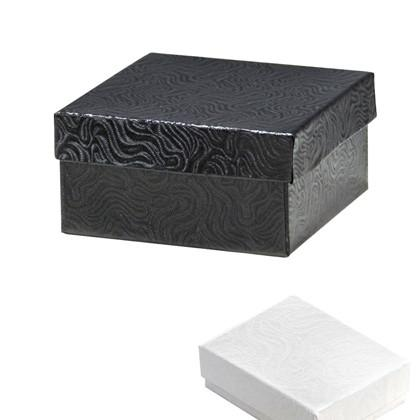 Cotton filled box (Swirl patten)-Nile Corp