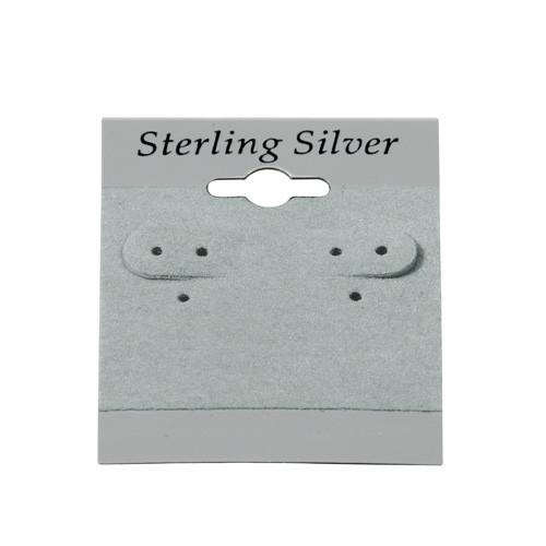 Hanging Card with Sterling Silver-Nile Corp