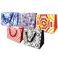 #BXY672 Black and white style Gift Bag